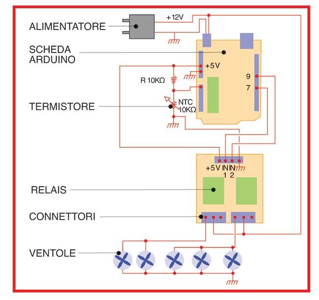 circuito arduino