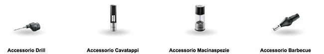 accessori ixo